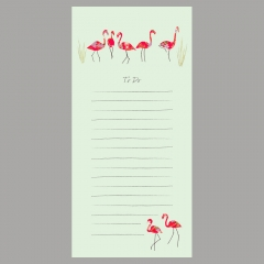 Magnet-Block Flamingos